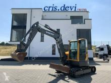Excavadora Volvo ECR 58 D excavadora de cadenas usada