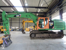 Excavadora Caterpillar 336EL excavadora de cadenas usada