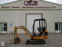 Excavadora Caterpillar 301.4C miniexcavadora usada