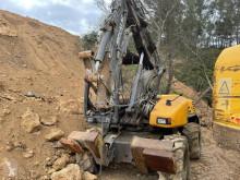 Excavadora Mecalac 12 MSX excavadora de ruedas usada