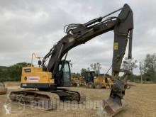 Volvo ECR235DL excavator pe şenile second-hand