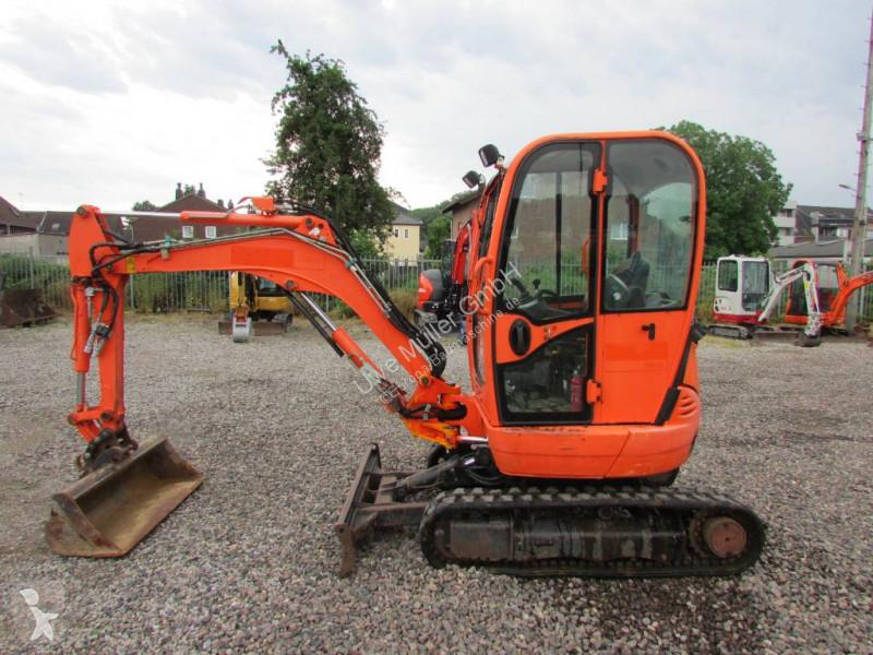 View images JCB 8025  excavator