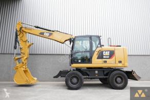 Caterpillar M314F used wheel excavator