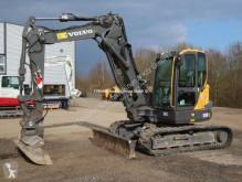 Excavadora Volvo ECR88 D miniexcavadora usada