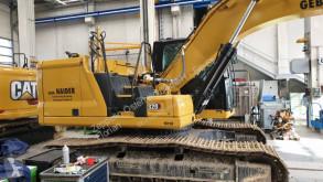 Excavadora Caterpillar 320 07 C excavadora de cadenas usada