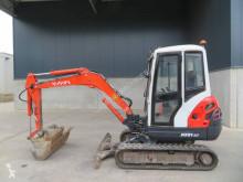 Excavadora Kubota KX 91-3 A miniexcavadora usada