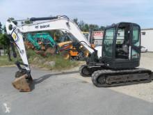 Bobcat E 80 used mini excavator