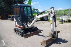 Excavadora Bobcat 323 K Mini pelle 1.7 tonnes miniexcavadora usada