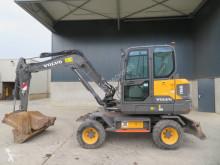 Excavadora Volvo EW 60 E excavadora de ruedas usada