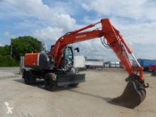 轮胎式挖掘机 日立 ZX140W-3