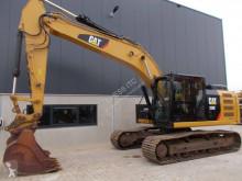 Caterpillar 320E L used track excavator
