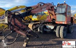 Excavadora Atlas 1404 excavadora de ruedas usada