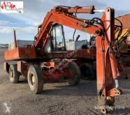 Excavadora Poclain 60P excavadora de ruedas usada