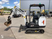 山猫 E 17 小型挖掘车 二手