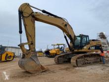 Caterpillar 345 D-LME used track excavator