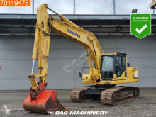 Komatsu PC210-8 used track excavator