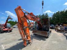 Excavadora Hitachi ZX135US ZW135US-6 excavadora de cadenas accidentada