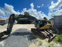 Excavadora Volvo EC160 CL excavadora de cadenas usada