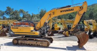 Hyundai HX330L pelle sur chenilles occasion
