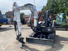 Excavadora Bobcat E 50 miniexcavadora accidentada