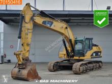 Escavadora Caterpillar 325D escavadora de lagartas usada