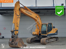 Hyundai ROBEX 220LC -9A NICE AND CLEAN MACHINE - ALL FUNCTIONS used track excavator
