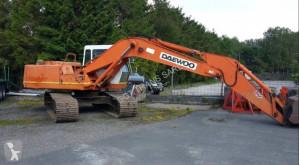 Excavadora excavadora de cadenas Daewoo SL 170 LC