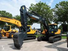 Excavadora Hyundai Robex 210LC excavadora de cadenas usada