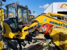 Excavadora Komatsu PC30MR-3 miniexcavadora usada