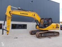 LiuGong CLG 922 E used track excavator