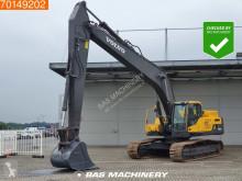 Excavadora Volvo EC380D LR LRE - LONG REACH excavadora de cadenas usada