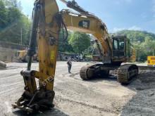 Caterpillar 349 E used track excavator