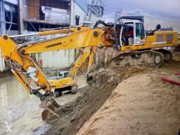 Liebherr R954 used demolition excavator