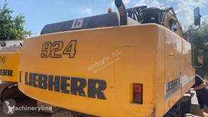 Liebherr A924B litronic pelle sur pneus occasion