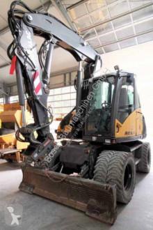 Excavadora Mecalac excavadora de ruedas usada