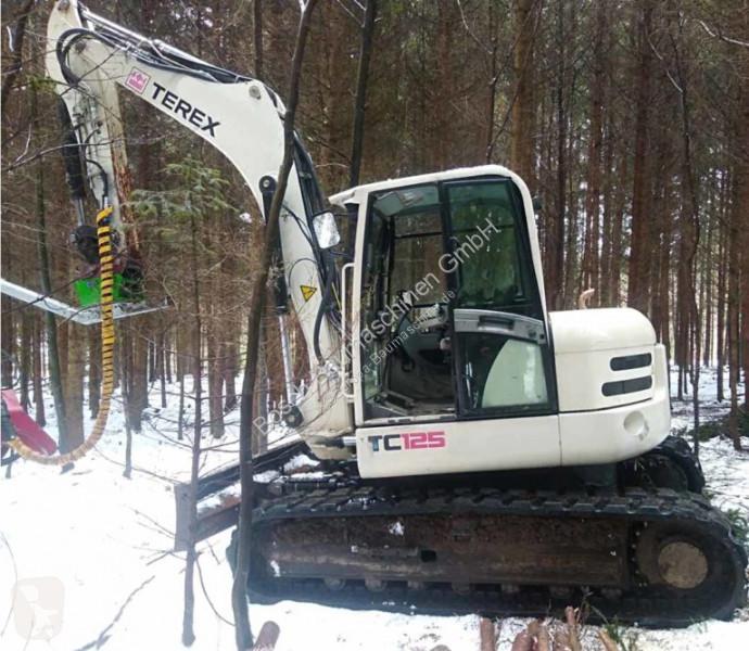 Ver las fotos Excavadora Terex