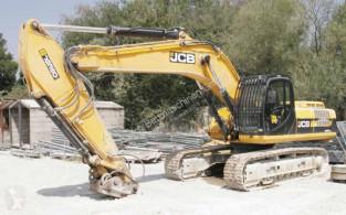 Excavadora JCB excavadora de cadenas usada