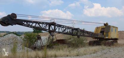 Weserhütte pelle à cables occasion
