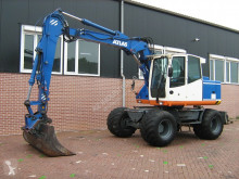 Excavadora Atlas 1304 excavadora de ruedas usada