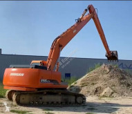 Doosan DX255 LC S 255 Long Reach bandgående skovel begagnad