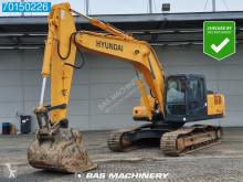 Hyundai ROBEX 250 NLC-7A EPA/CE CERTIFIED - HAMMER LINE pelle sur chenilles occasion