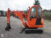 JCB 8018 CTS used mini excavator