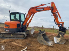 Excavadora miniexcavadora Doosan Dx62r