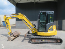 Komatsu PC55MR-5 used mini excavator