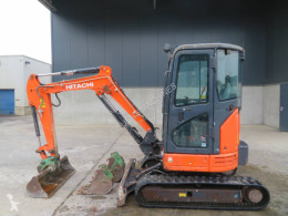 Hitachi ZX 26 U-5 A CR used mini excavator