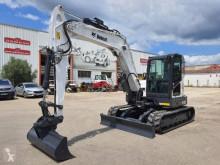 Excavadora Bobcat E85 miniexcavadora usada