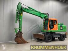 Komatsu PW 200-7 pelle sur pneus occasion