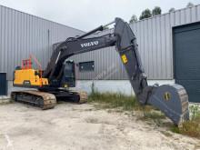 Excavadora Volvo EC220 D EC220EL excavadora de cadenas usada