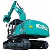 Kobelco SK220 bæltegraver brugt