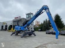 Escavadora de grifa manutenção Fuchs MHL 335